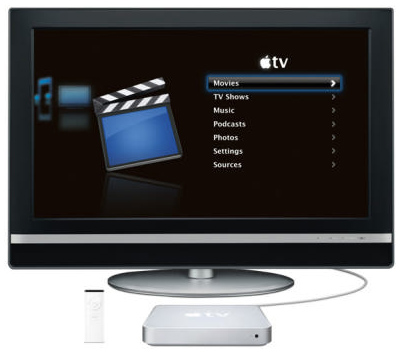Apple Tv Take 2: Movie Rentals, No Computer Required - Atv Screen 2