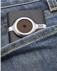Flip Video Mino Digital Camcorder - Pocket 1