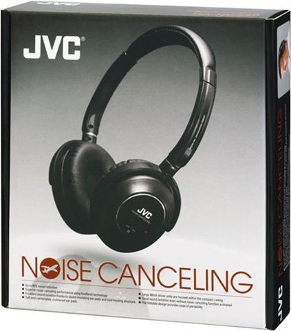 JVC HA-NC250 Noise Canceling Headphones 1