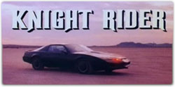 Knight Rider K I T T  GPS Review