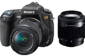 Sony A300 DSLR Camera [review]