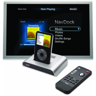Tekkeon NavDock for iPod - Review 1