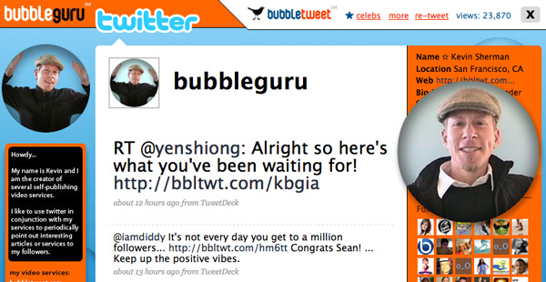 How to Tweet Video Clips on Twitter Using BubbleTweet 1