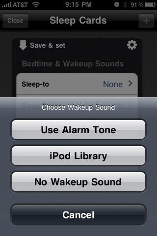 Tech Highlights Week 5: Use your iPhone music for your Alarm Clock