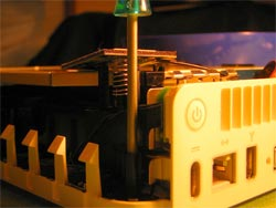 Mac Mini Ram Upgrade Tutorial - Screw Back Rt 2