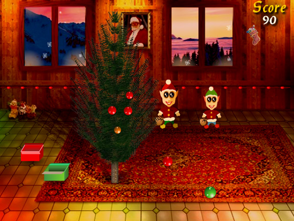 Christmas Tree Game - Play Now - grab 1