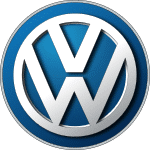 English: Volkswagen logo.