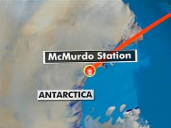Antarctica's McMurdo Station