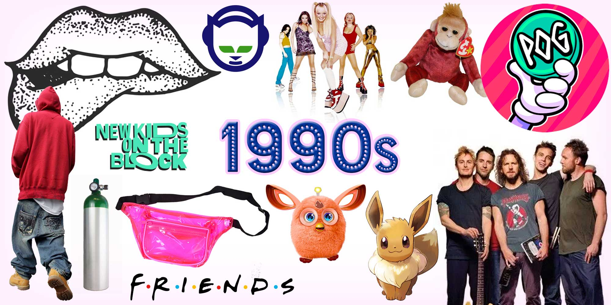 20 Silly 90s Fads That Were Cool Then, But Definitely Aren't Now