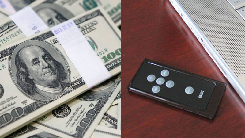1 Million Dollar Remote Control