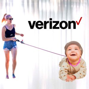 Angry Alabama Mom Drags Kid On Leash Through Verizon Store