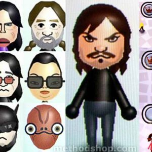 How To Make Celebrity Miis For The Nintendo Wii