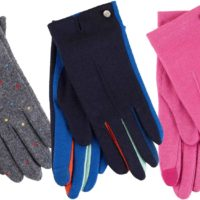 ECHO Touch Gloves Let You Use Your Smartphone In The Cold Without Taking Your Winter Gloves Off
