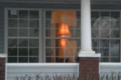 The Christmas Story Leg Lamp: Is Your Home Ready For This Ultimate Holiday Decoration? - 2090732355 6B53E3A204 1