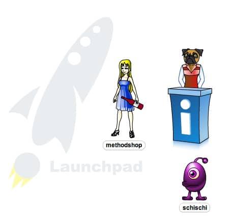 ROCKETON Launchpad