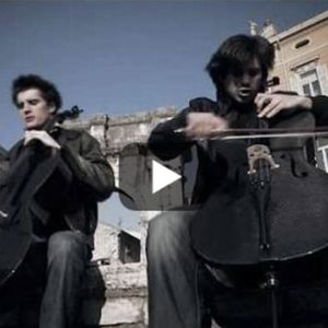 Incredible Cover Of The Guns N' Roses Song 'Welcome To The Jungle' By 2CELLOS