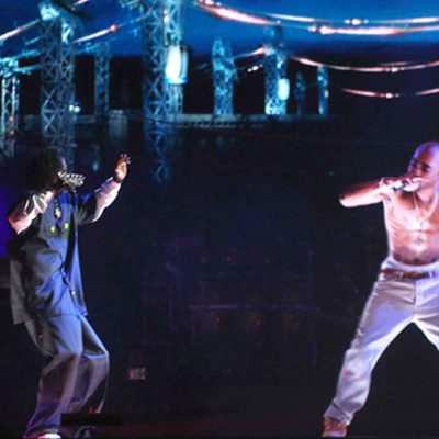 Tupac Hologram and Snoop Dogg Duet at Coachella