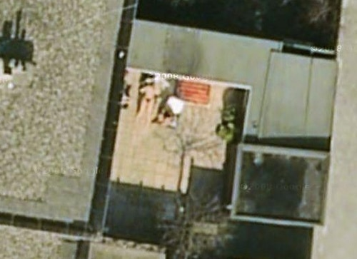 Naked People On Google Earth
