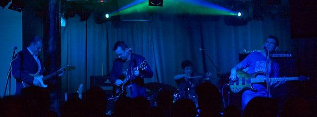 Shark Hat - Full band at Sullivan Hall