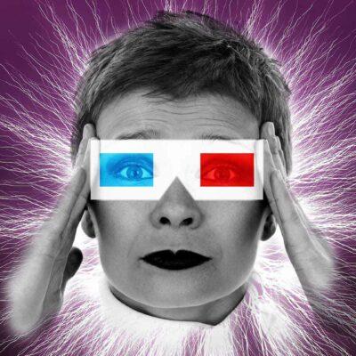 3D Eye Strain and Headache