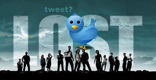 LOST - Twitter
