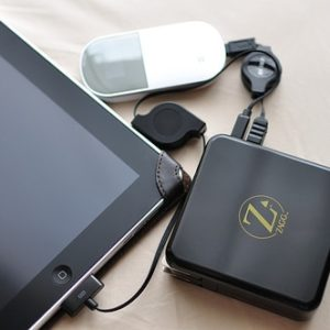 Recharge Your Gadgets with the ZAGGsparq Portable Battery Charger [review]