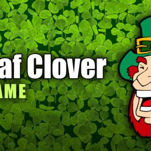 4-Leaf Clover: St. Patrick's Day Game - Play Now For Free
