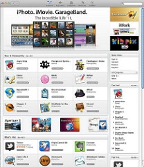 Mac App Store Live!