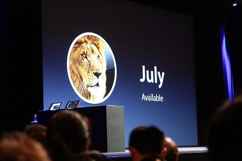 Mac OS X Lion: WWDC 2011 Keynote