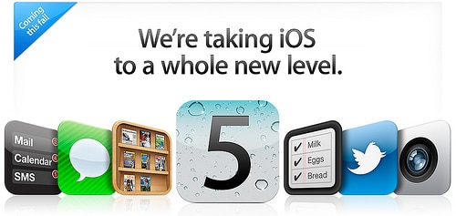 iOS 5 Splash Screen