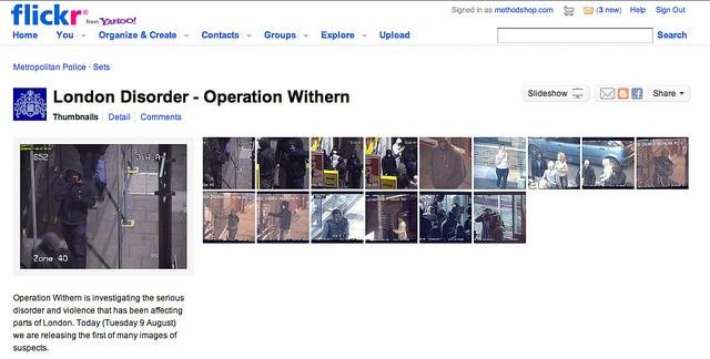 Flickr London Police