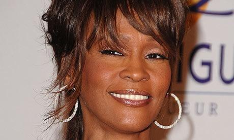 RIP Whitney Houston: 1963 - 2012