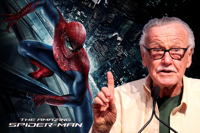 Stan Lee: Comic Book Legend and Creator of Spider-Man [interview]
