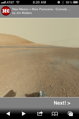 How To Explore Mars Panoramas Using Your Iphone Or Ipad - 7844100474 Ecab36A584 1