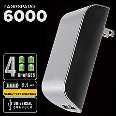 Zaggsparq 6000 [Review]