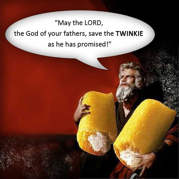 Can the Twinkie be saved?