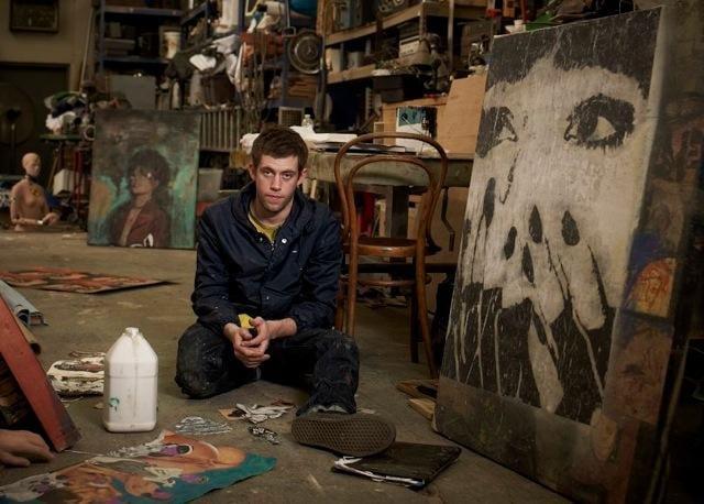 with Spencer Elden - The Spencer Elden Art