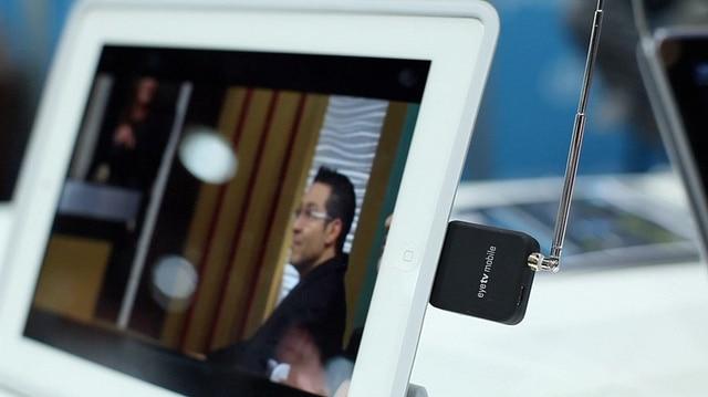 Eyetv Mobile Using Dyle Tv