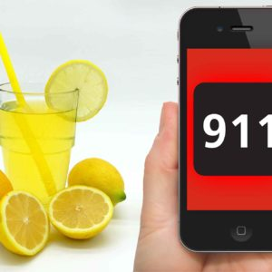 Florida Man Calls 911 Over Lemonade Shortage At Burger King