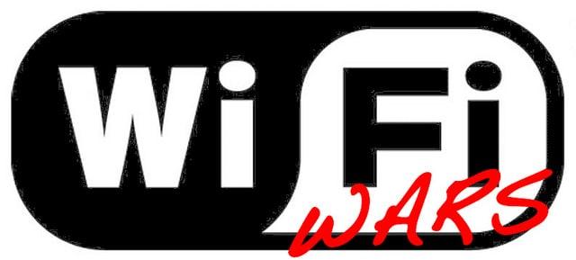 WiFi WARS!!