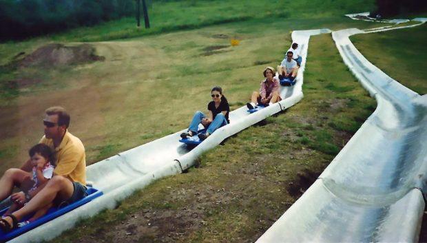 Action Park Alpine Slide