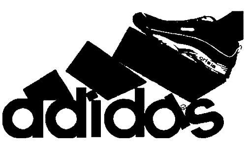 Adidas Got Stepped On