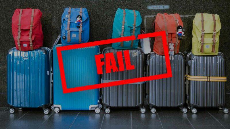 Airport Security TSA Fail