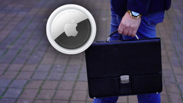 Tracking Your Boss With An Apple Airtag