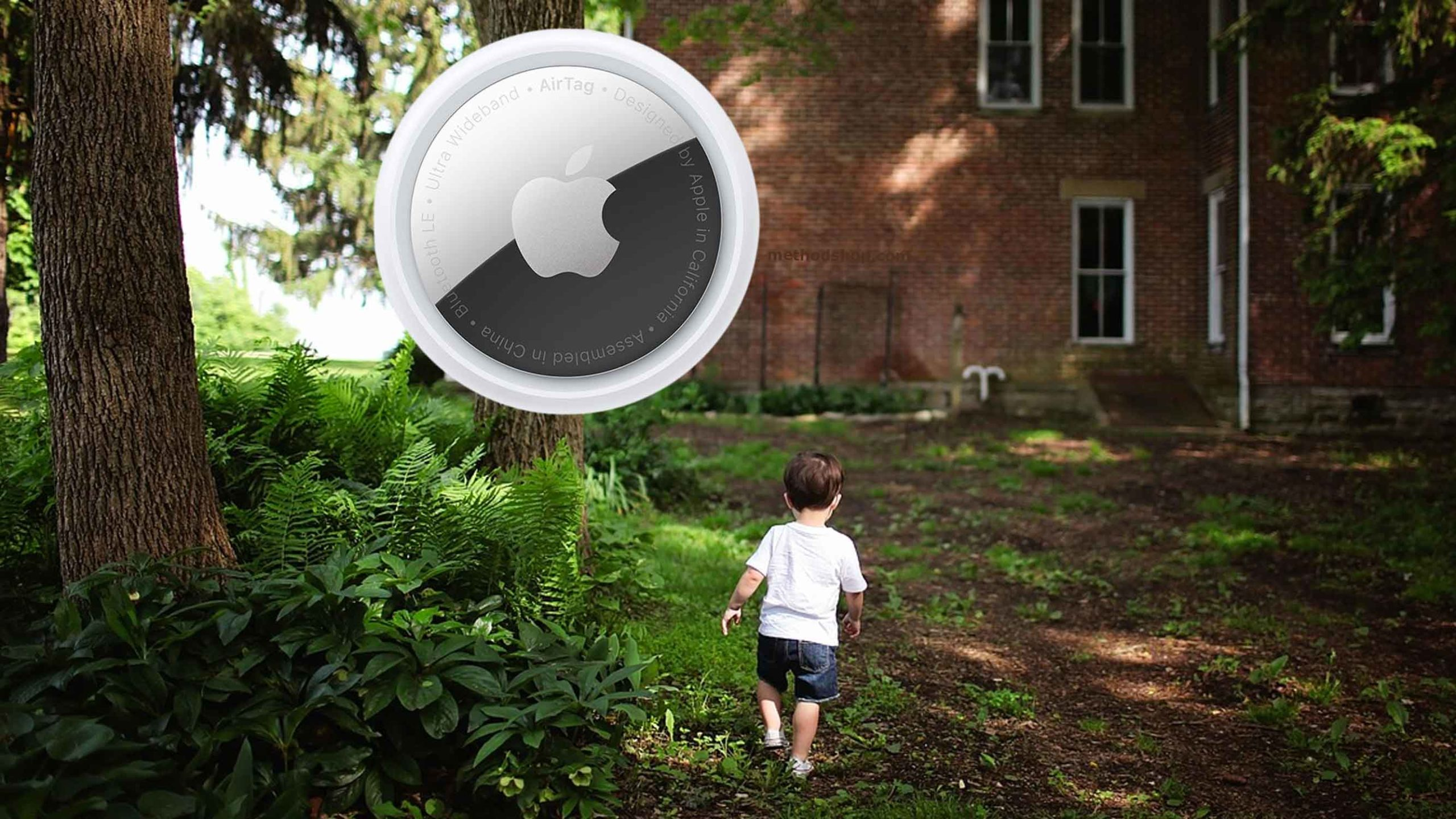Tracking Kids With An Airtag