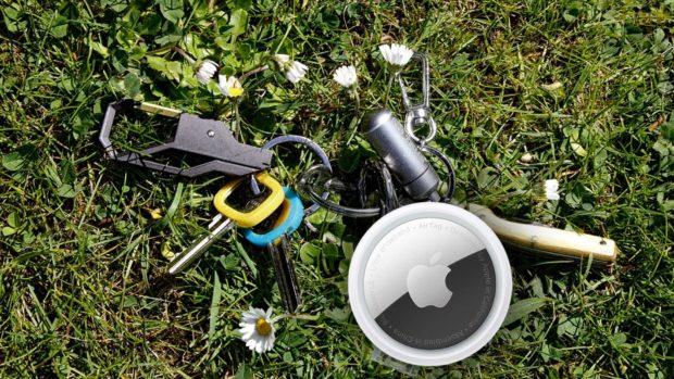 Lost Keys - Apple Airtag