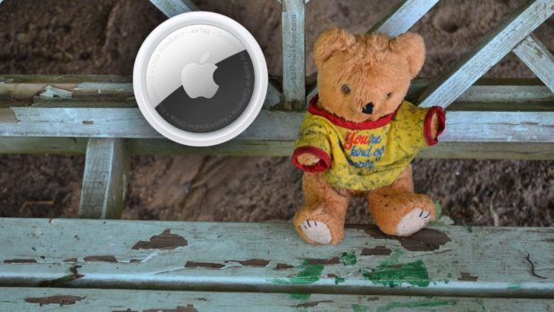 Using An Airtag To Track Precious Toys