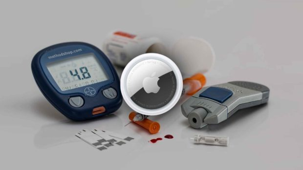 Using An Apple Airtag To Keep Track Of Your Medications