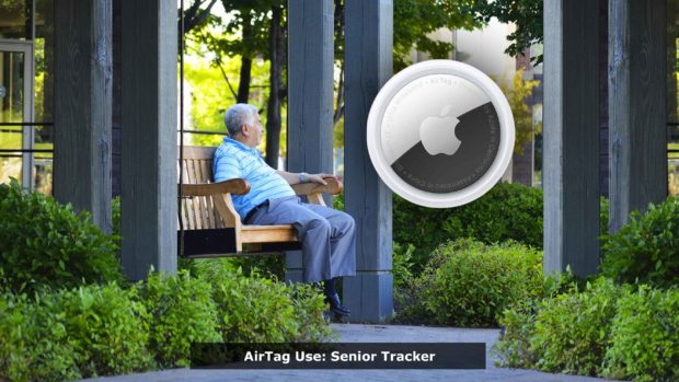 How To Use An Airtag To Track Seniors - Silver Alert