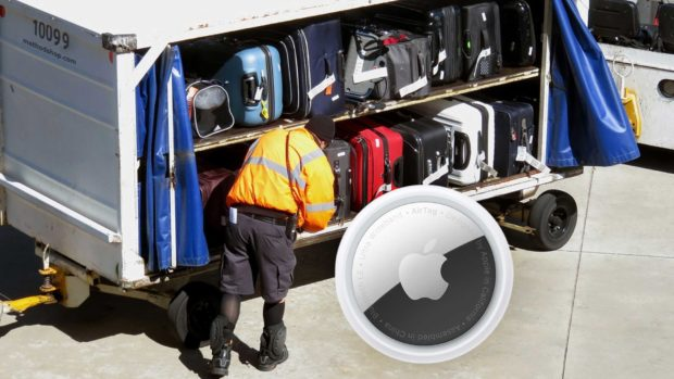 Using An Airtag As A Suitcase Tracker